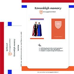 koninklijk memory