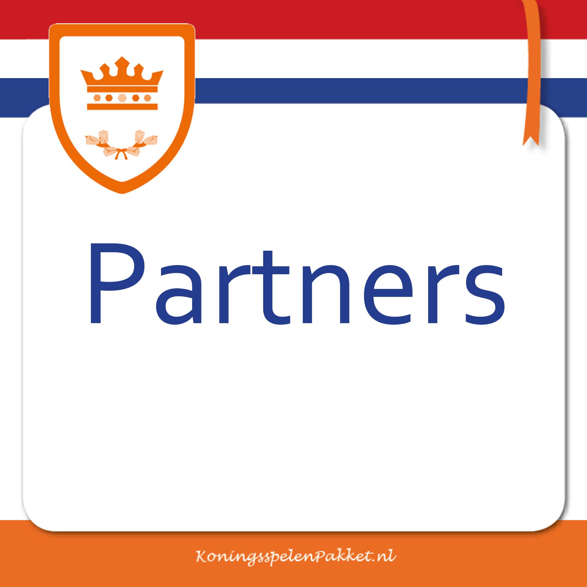 partners koningsspelenpakket