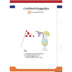 Cocktailprikkervlaggetjes