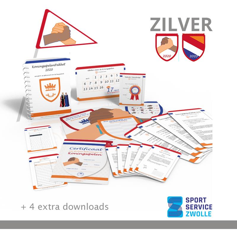 SSZKoningsspelenpakket-2020-zilver